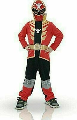 CARNEVALE HALLOWEEN VESTITO POWER RANGERS SUPER MEGAFORCE ORIGINALE - Original Power Ranger Kostüme