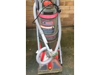 Vax V124A Dual V Upright Carpet and Washer