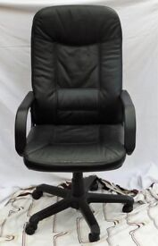 Black Executive Style Office Chair