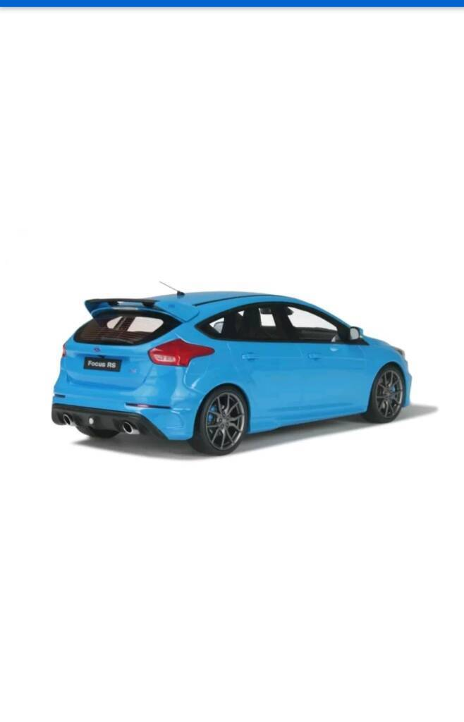 Otto ford focus rs 1/18