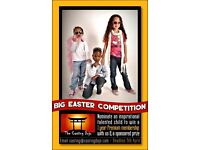 Easter Competition for inspirational and/or talented child