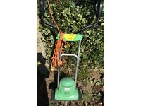 Rotavator - Florabest FGH 700/8 - an essential tool for breaking up or tilling soil
