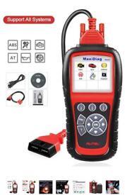 Fault Code Reader Scanner OBD 2 Vehicle Diagnostic ALL MAKES