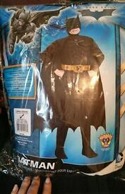 Batman dressing up outfit for child