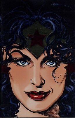 WONDER WOMAN #1 (Dino) LOGO-VARIANT-COVER-EDITION  limitiert  ERSTAUSGABE  Movie
