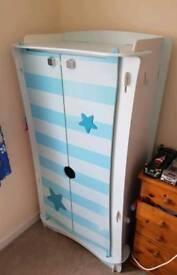 Cosatto Slotti kids baby nursery wardrobe