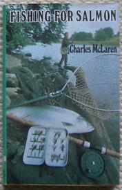 Bundle of Three Fishing Books - Salmon - Trout