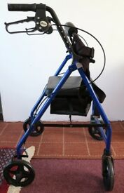 DRIVE Rollator - As new condition