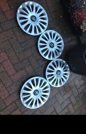 Toyota Yaris 15inch wheels trims