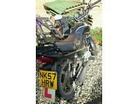 Chinese 125cc motorbike Lifan