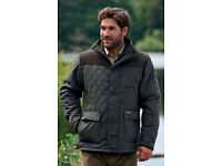 Champion Lewis Diamond Quilted Jacket - Now Only £25