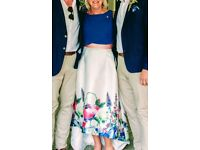 Beautiful gown for a wedding guest or bride