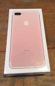 Apple iPhone 7 Plus 32GB - Brand New Sealed
