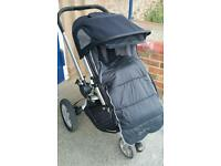 Quinny Buzz Complete Travel System with Maxi Cosi Pebble Carseat
