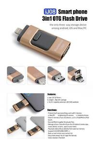 External USB drive  Apple and Android phones and Tablets ,  Type C Card readers for Mac