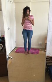 Huge 6ft5 IKEA Mirror For Fashion Enthusiast! DELIVERY AVAILABLE