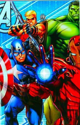 Avengers Party Tablecover just 1 of the many fantastic Avengers party supplies we sell here at One Stop Kids Party Shop.