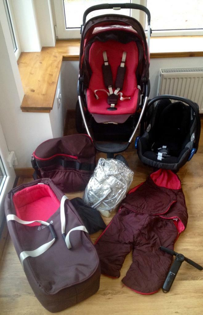 Maxi Cosi Mura 3 travel system-offers considered!
