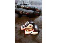 RDX Gloves and Shin Guard