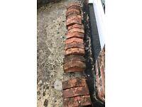20 reclaimed Victorian bricks