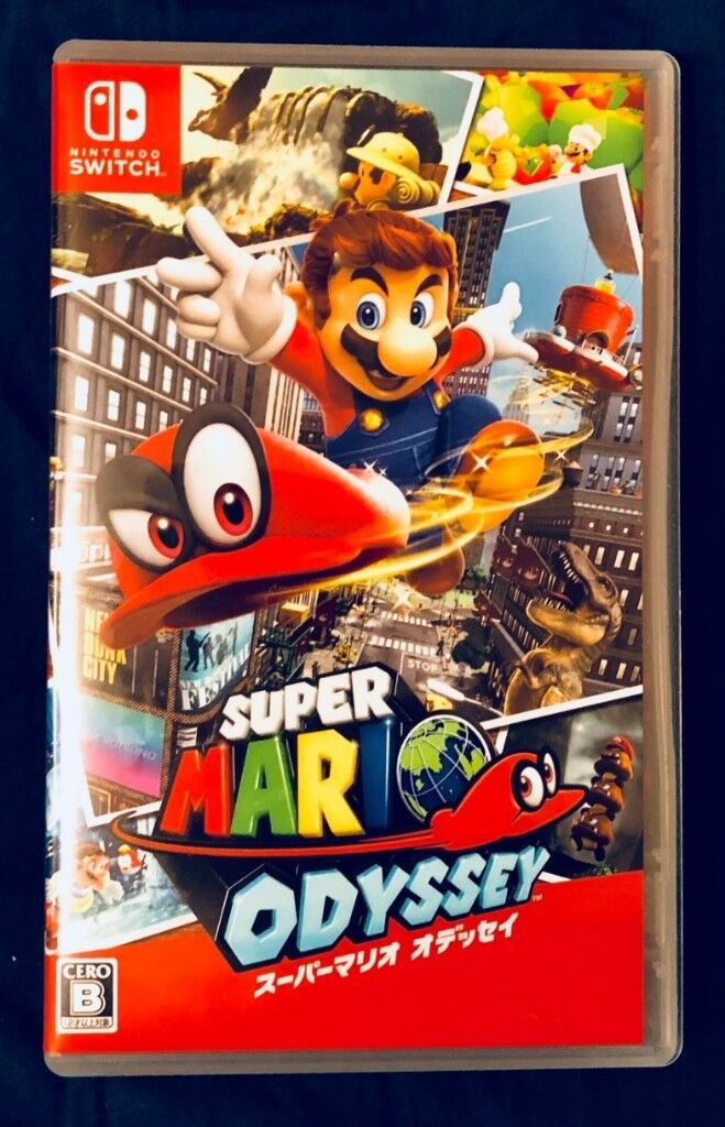 Super Mario Odyssey for Nintendo Switcht   in Mile End, London   Gumtree