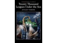 Twenty Thousand Leagues Under the Sea by Jules Verne Paperback Free UK Delivery