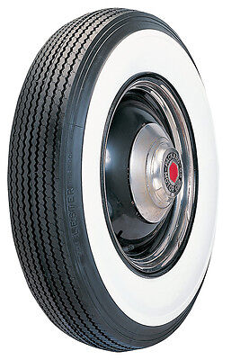 Lester 600-16 Wide White Wall Bias Ply Tire Ford, Chevy, Antique Car