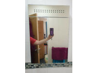 Bathroom Cabinet with LED lighting