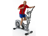 """JTX Smart-Stride-21: Cross trainer with 17-21"""" stride - almost new"""