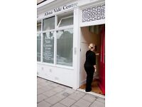 Part-time Administrator and Receptionist in Holistic Therapy Centre