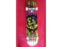 Skateboard- Bullet deck