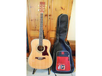 Tanglewood TW1000 FC4 Acoustic Guitar