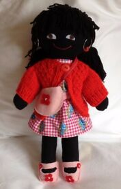 Charming soft doll