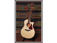 *£450* CRAFTER GAE-8 ELECTRO ACOUSTIC~KOREAN~MINT.