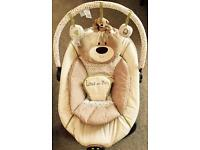 """Mothercare """"Teddy Toy Box"""" Bouncer"""