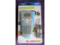 Brother P-TOUCH 1005BTS Label Machine. Brand New, Unopened, sealed in original packaging, batteries