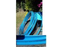 Heavy duty hose/pipe 60m approx. Not flexible