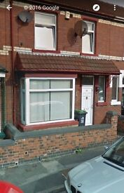 2 bedroom house *NO DEPOSIT Burslem