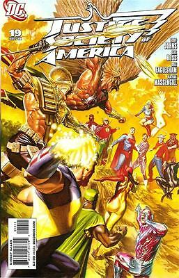 Justice Society of America #19 (DC Comics, 2008) Near Mint+
