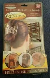 Ez hair combs