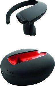 Jabra Stone 3 Bluetooth Headset schwarz Ohrbügel NFC BT Freisprechen Kopfhörer