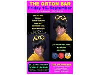 FRIDAY 16th SEPTEMBER - 60s 70s SOUL / REGGAE / MOTOWN / SKA with DOUBLE BARREL - LONGWELL GREEN