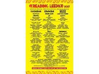 Reading Festival Tickets x 2