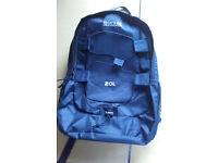 Regatta Survivor II 20 litre rucksack (navy) - perfect condition/unwanted gift