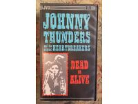 Johnny Thunders Heartbreakers Dead or alive video
