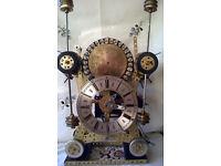 MECCANO 'Harrison navigational' electric clock.