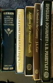 Collection of Folio Books