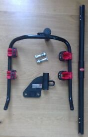 Witter Tow Bar Mounted 2 Cycle Rack
