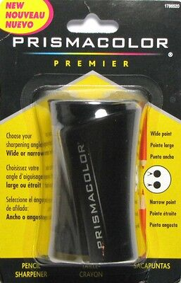 Prismacolor Premier Handheld Pencil Sharpener - 2 Openings - NEW](Handheld Pencil Sharpener)