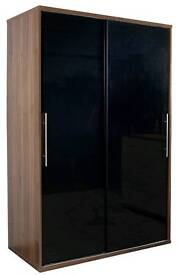 sliding doors wardrobes with free assembly service brand new